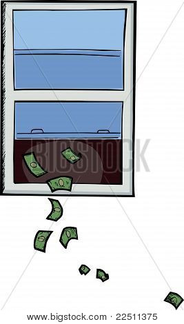 Money Out The Window