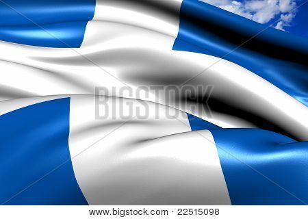Flagge von Zwolle