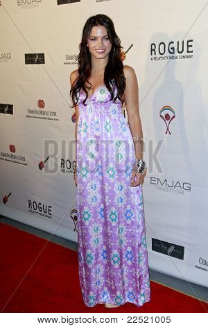 LOS ANGELES - JUN 14: Jenna Dewan at the Rock-N-Reel event held at Culver Studios in Los Angeles, California on June 14, 2009