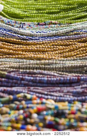Pretty Beaded Necklaces