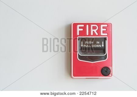 Fire Alarm Pull Box
