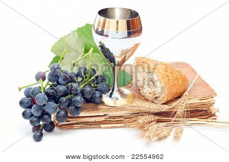 Holy Communion Elements