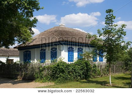 Old Cossack House