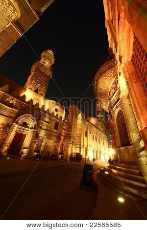 Moez Street Egypt