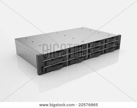 Servidor en rack