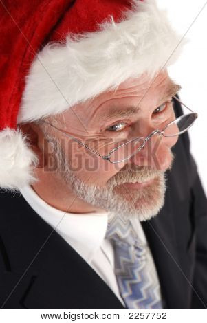 Businessman Christmas
