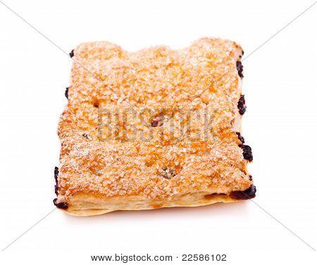 Pie With Raisins