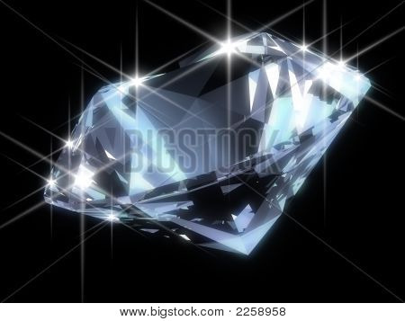 Diamante brillante