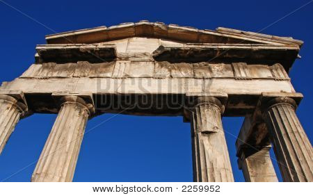 Greek Colums