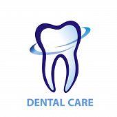 Health Dent Logo Design Vector. Cosmetic Dental Dentistry. Dental Clinic Logotype Concept Icon. Heal poster