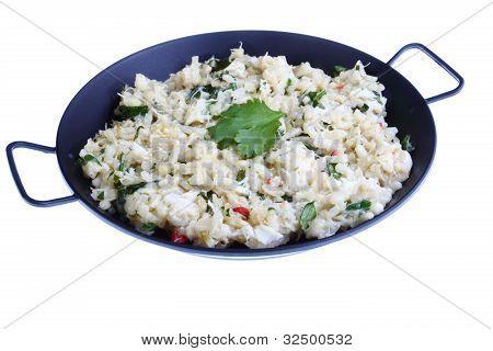 Thai Crab Risotto