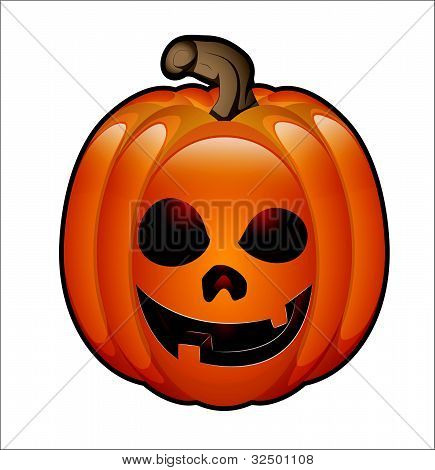 Art of Halloween Jack O Lantern