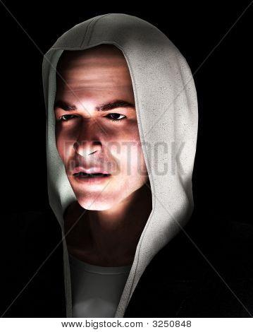 Thug In Hoodie