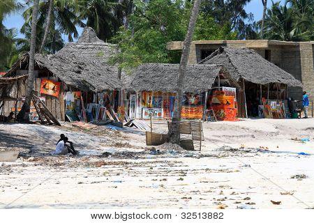 Artists' Village In Zanzibar