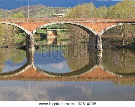 Bridge On Arno