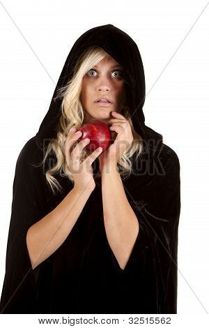 Apple Shocked
