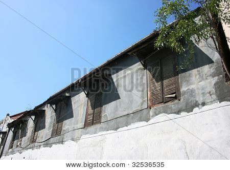 older buildings semarang
