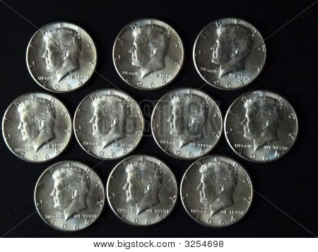 Silver Coins I