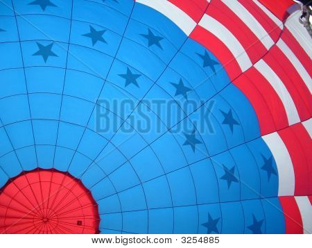 Patriotic Balloon Patterns