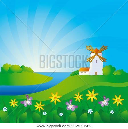 Rural Background