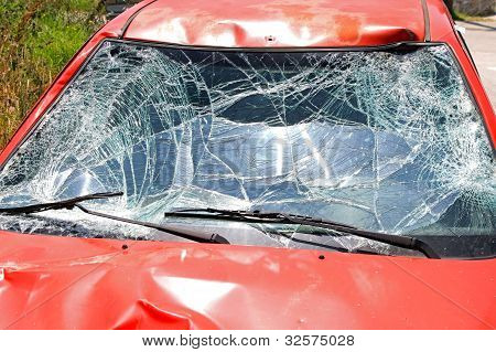 Windscreen Crash