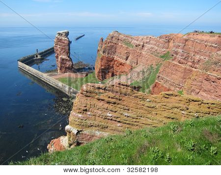 Island Of Helgoland