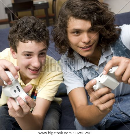 Two Guys Play Videogames