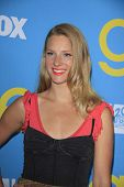 LOS ANGELES, CA - MAY 1: Heather Morris at the Glee academy screening and Q&A at the Leonard H Golde