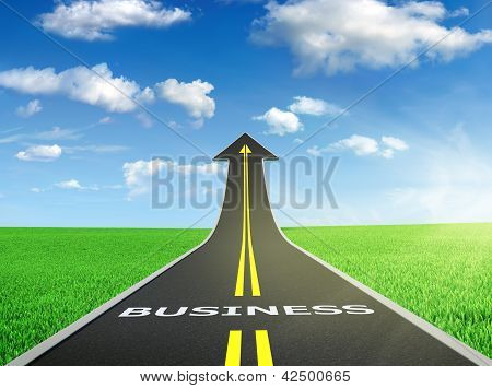 Business Road