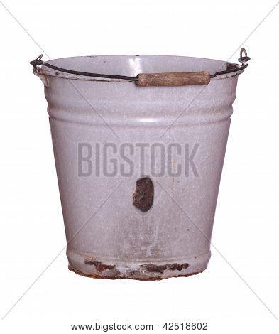 Old Rusty Bucket