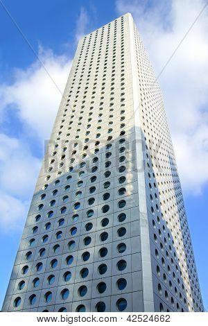 Bank of America tower in Hong Kong