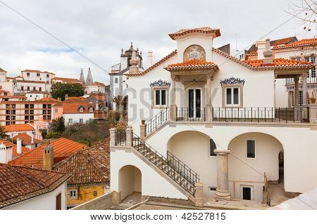 Sintra, Portugal, Cityscape