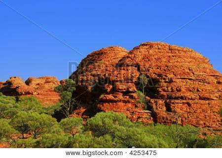 Rocky Red Hills