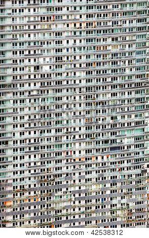 Urban monotony