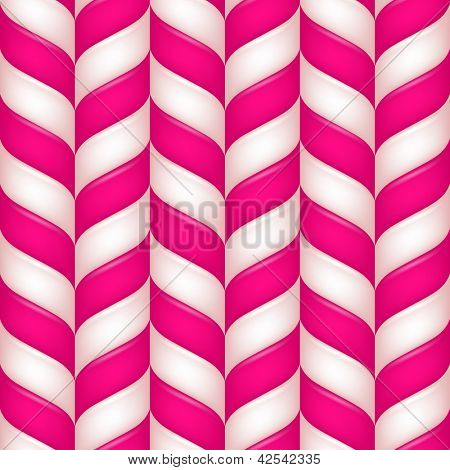Abstract candys seamless background
