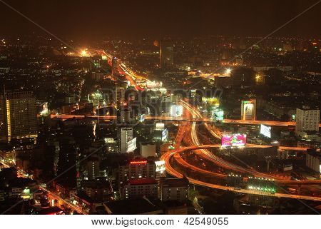The Capital Of Thailand - Bangkok