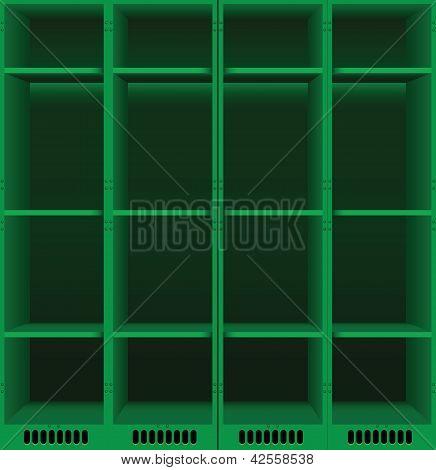 Lockers Set
