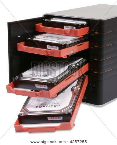 Nas Hard Disk Raid System