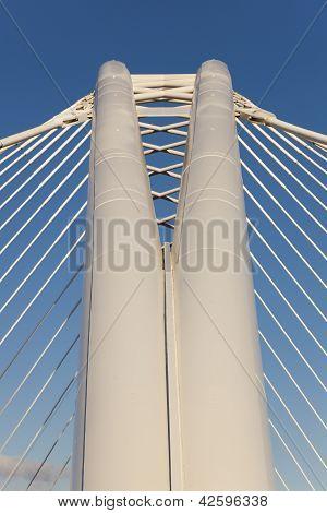 Bridge Over The Ebro, Logro�o, La Rioja, Spain
