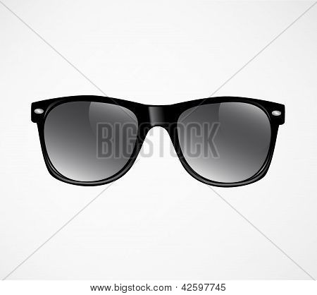 Sunglasses vector illustration background 	Sunglasses vector illustration background