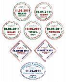 Постер, плакат: Паспорт марки