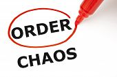 picture of law order  - Choosing Order instead of Chaos - JPG