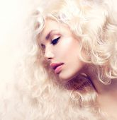 picture of perm  - Curly Hair - JPG
