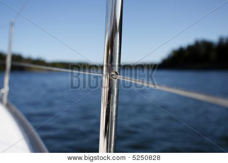 Safetyfence On A Boat