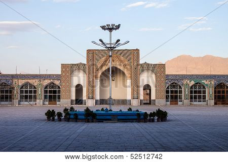 Imam mosque in Kerman
