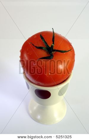 Tomato In Eggcup