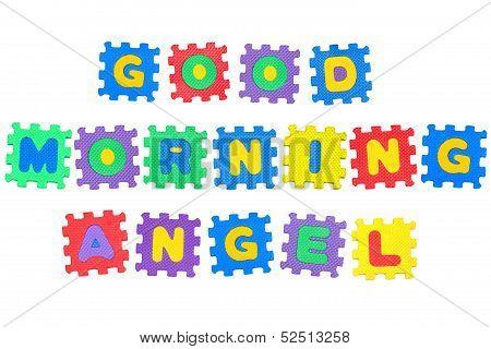 Good Morning Angel