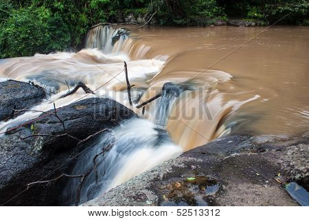 Rapids at Khao Yai National Park