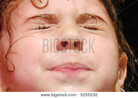 Wet Face