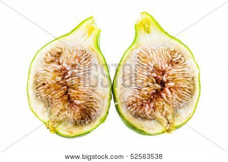 Sliced Fig